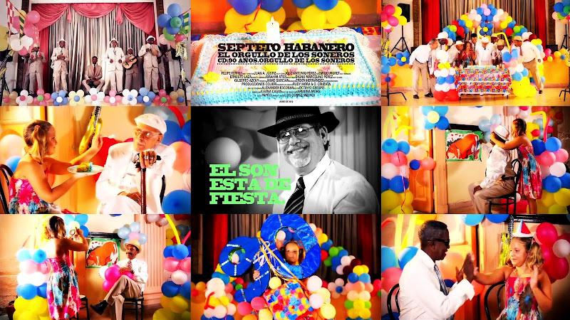 Septeto Habanero - ¨El orgullo de los soneros¨ - Videoclip - Dirección: Rudy Mora - Orlando Cruzata. Portal Del Vídeo Clip Cubano