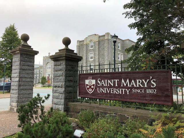 منحة جامعة سانت ماري لدراسة الماجستير في كندا