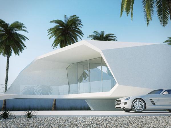 Modern Concept House Design-2