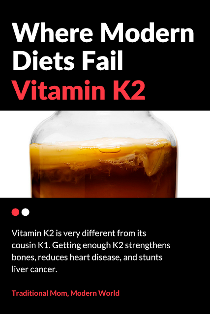 food sources of vitamin k2