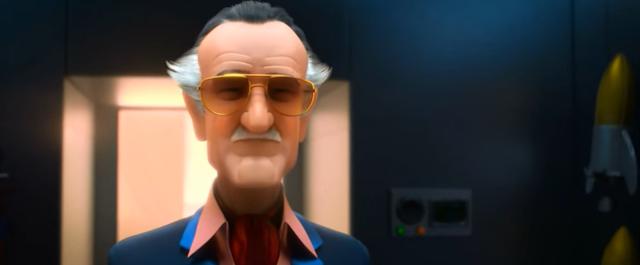 5 things YOU MUST know Stan Lee, Big Hero 6 (2014)