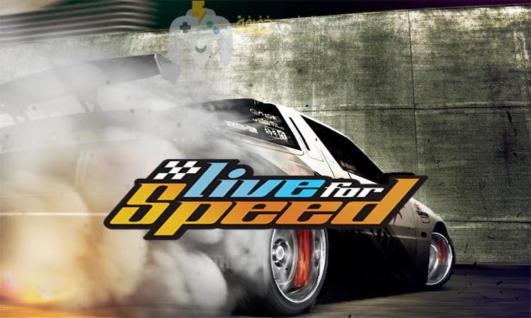 تحميل لايف فور سبيد Live for Speed أحدث إصدار من ميديا فاير