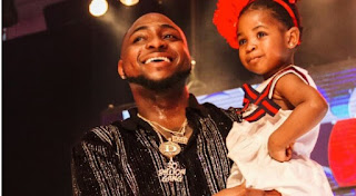 Imade's Funny Response To What Her Father, Davido Does For A Living [Video]