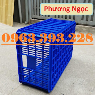 Sóng nhựa rỗng HS014, sọt nhựa chứa hàng, sọt nhựa nan thẳng 745d87b3391fc2419b0e