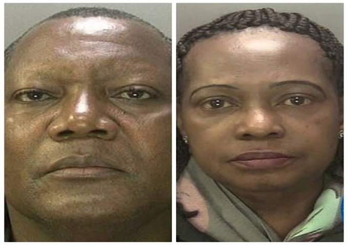 Nigerian pastor and wife convicted for raping 6 girls and sodomising boy for 20 years