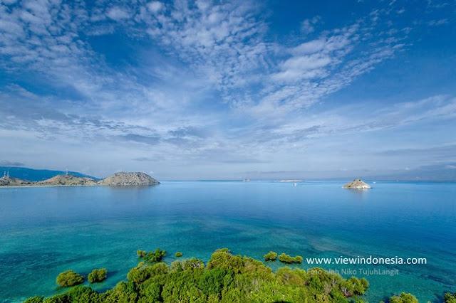 Pulau Kenawa (NTB),  Tempat Wisata Eksotis Domestik yang Wajib Dikunjungi