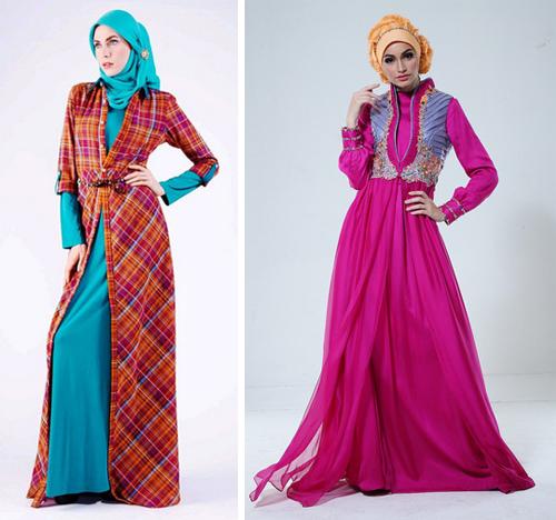 model baju muslim terbaru shafira
