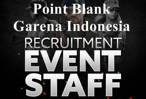 Lowongan Kerja!! Jadi Staff PB Garena Indonesia