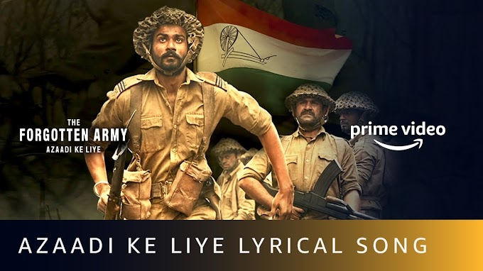 Azaadi Ke Liye Lyrics song is sung by Arijit Singh and Tushar Joshi