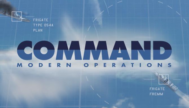 Command Modern Operations a military simulator in which you feel like a leader you have to manage the operations that happened over a long period of time