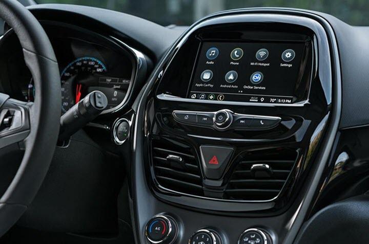 Chevrolet Spark 2021 nâng cấp tại Hàn Quốc, thêm bản cao cấp