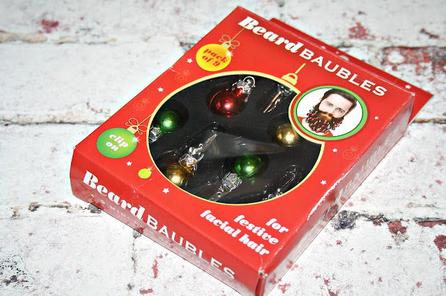 BEARDS: Beard Baubles