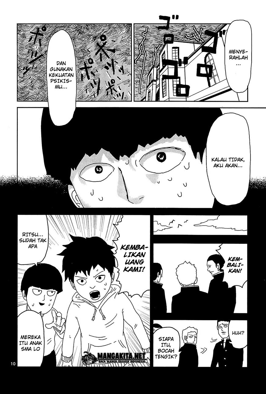 Mob Psycho 100 Chapter 17-11
