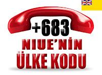 +683 Niue ülke telefon kodu