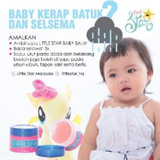 Cara Guna Little Star Baby Balm