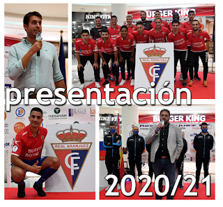 Real Aranjuez Fútbol Fotos