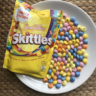 Skittles smoothies Limited Edition