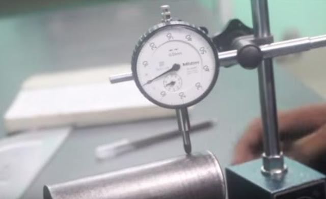 pengertian dial gauge indicator