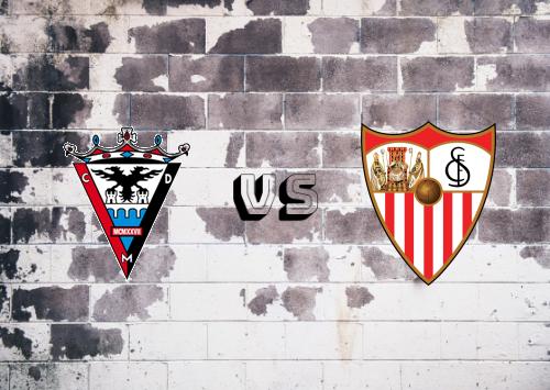Mirandés vs Sevilla  Resumen