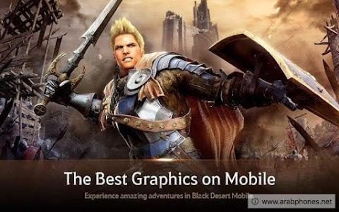تحميل لعبة black desert mobile apk كاملة للاندرويد مجانا