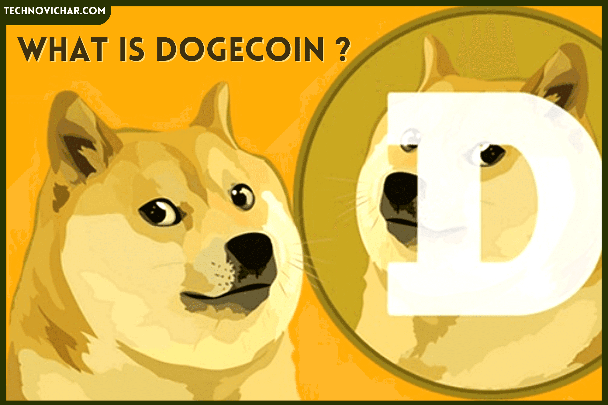 What is Dogecoin in Hindi