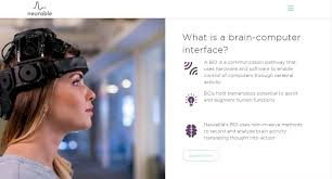 Communication of brain and computer