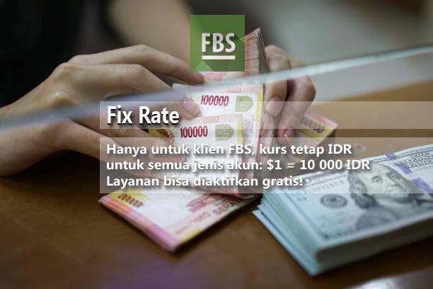 Fix Rate FBS