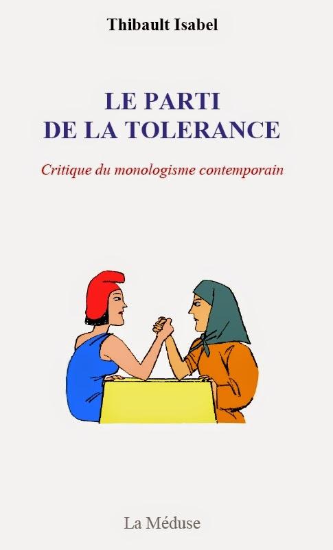 Thibault Isabel tolérance laïcité