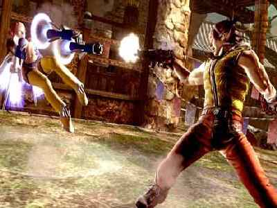 Tekken 6 wallpapers, screenshots, images, photos, cover, poster