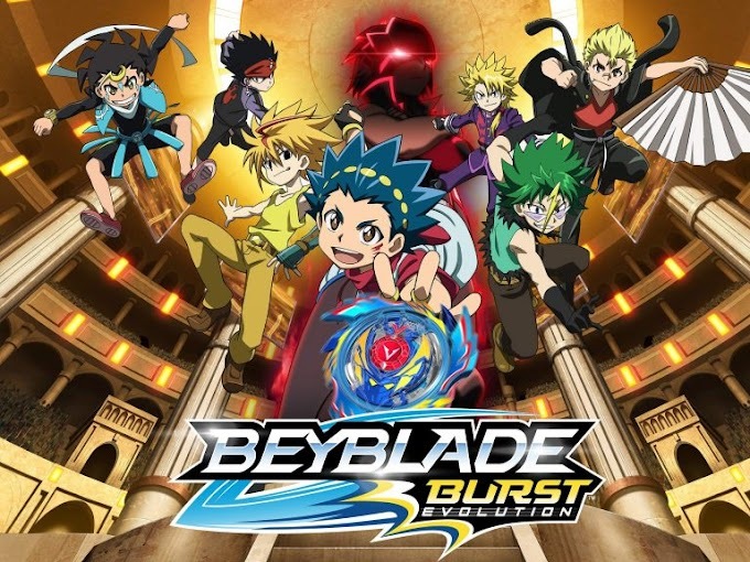 Beyblade Burst Season 1 Episodes in Hindi Dubbed Download (1080p FHD)