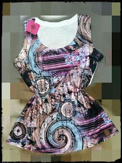 Blusas femininas customizadas no atacado