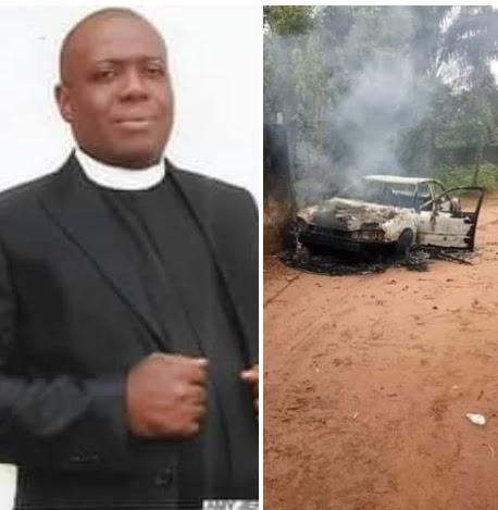 IPOB denies killing Imo priest