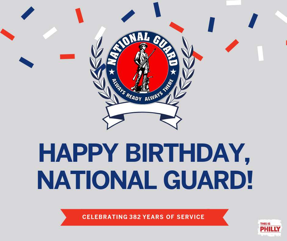 U.S. National Guard Birthday Wishes