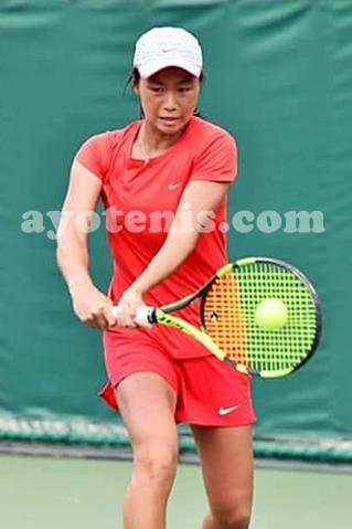 Janice Tjen Juara di Australia