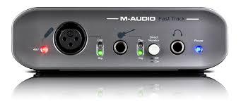 M-Audio-Fast-Track-Ultra-Driver