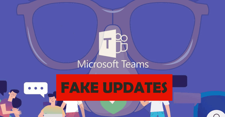 Fake Microsoft Teams Updates Installs Cobalt Malware on Victims Machine