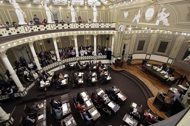Cambiará la Sede del H. Congreso del Estado