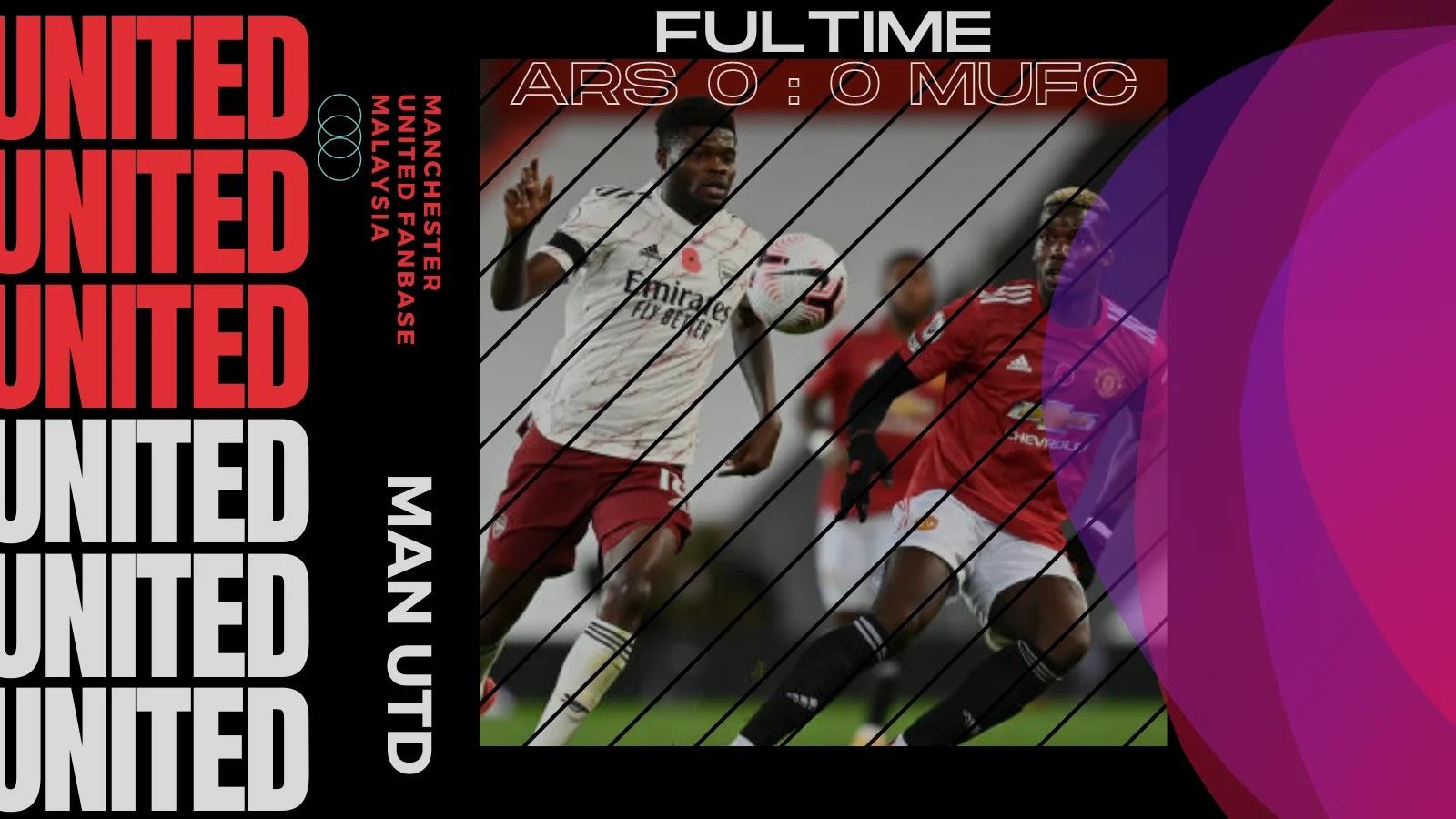 Analisis Taktik Arsenal Lawan Man Utd