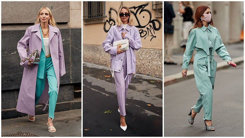 Sorbet Pastel Outfit