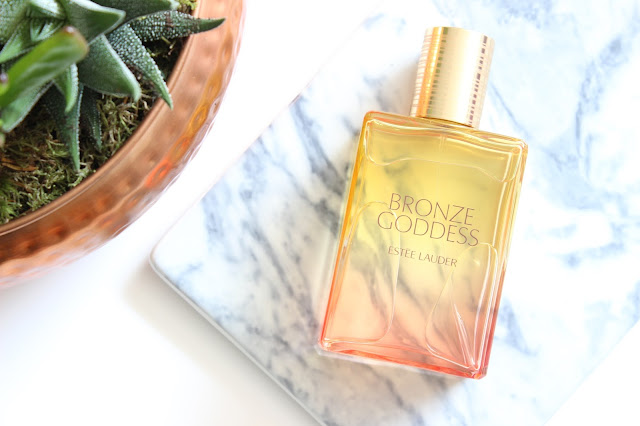 The Scent Of Summer: Estée Lauder Bronze Goddess Perfume