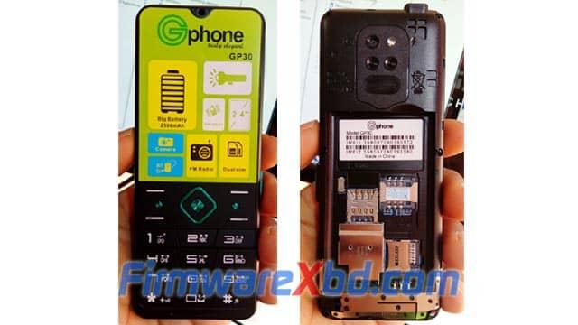 Gphone GP30 Flash File
