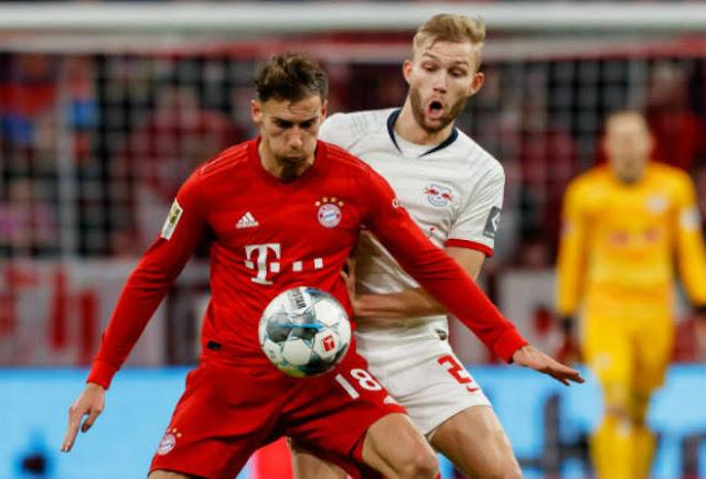 Video Bayern Munich 0-0 Leipzig: VAR từ chối 11m, tiếc nuối phút 80