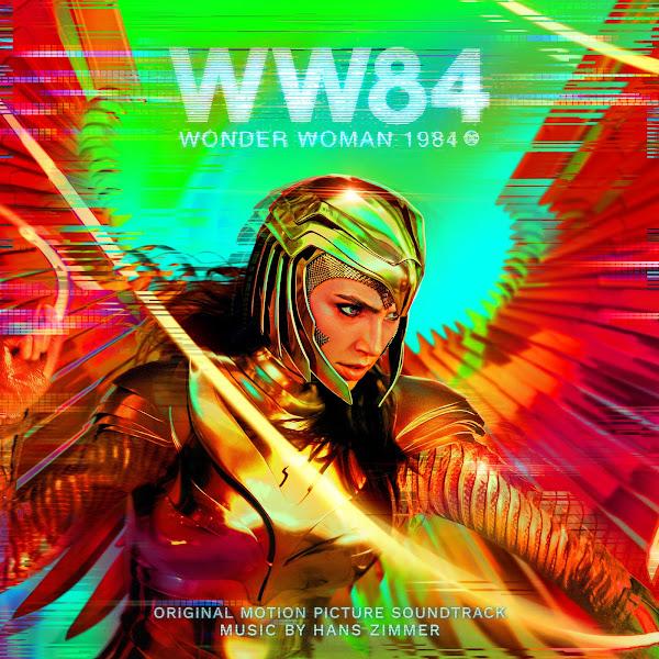 wonder woman 1984 ww84 soundtrack cover alternate hans zimmer