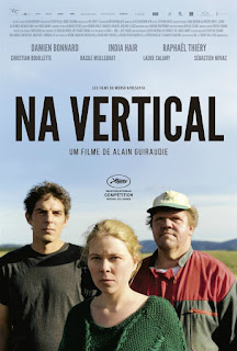"Poster do filme ""Na Vertical"""