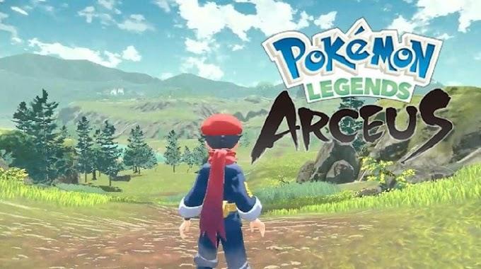 Pokemon Legends: Arceus Siap Dilancarkan 2022, Ada Apa?