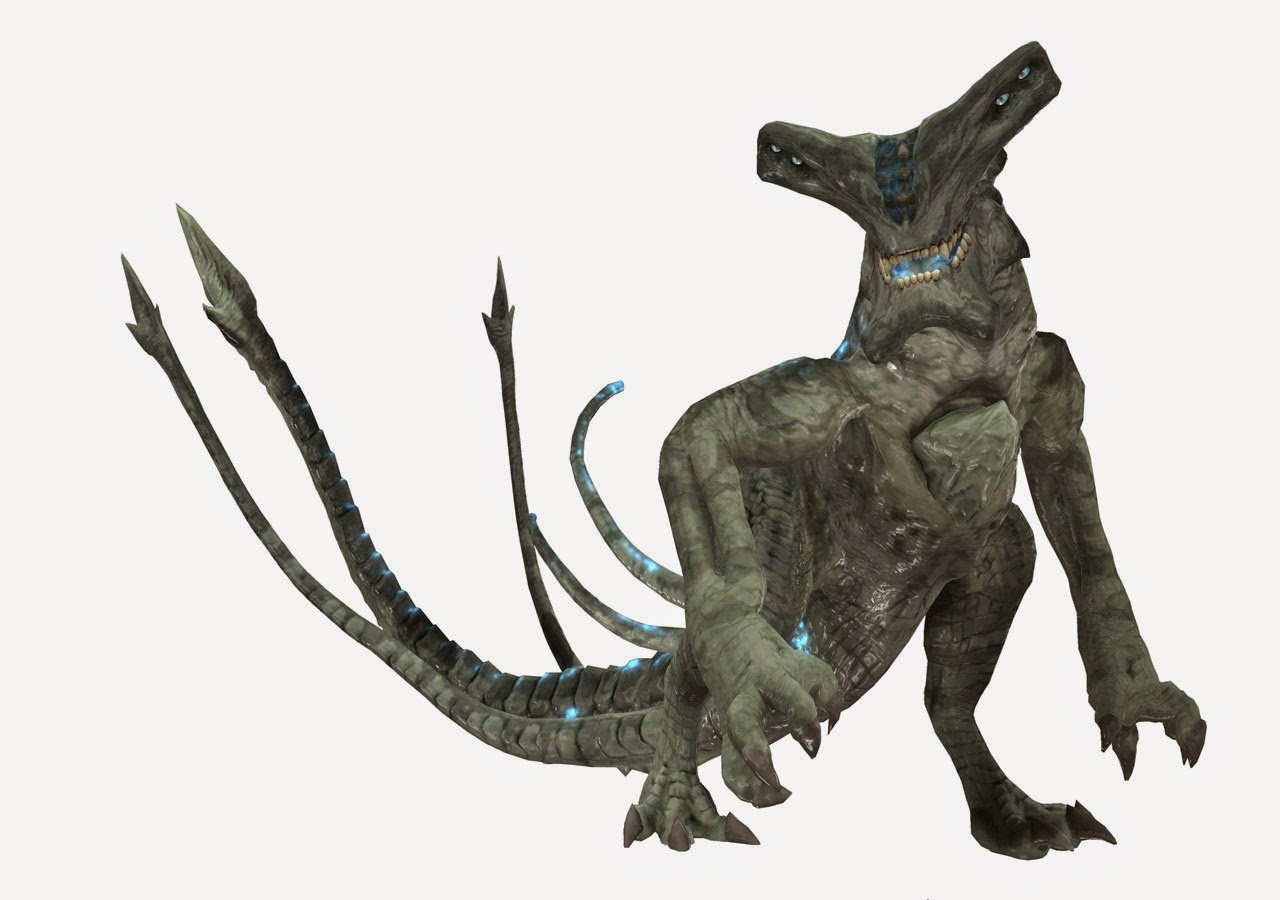 Import Monsters: Imported Thoughts: The Future of NECA's ... Pacific Rim Kaiju Crab