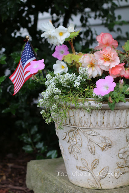 Happy Memorial Day: The Charm of Home