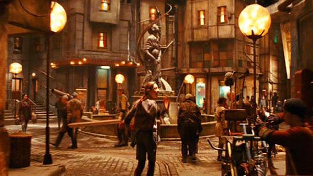 Απόδραση από τη Χαμένη Πόλη (2008)