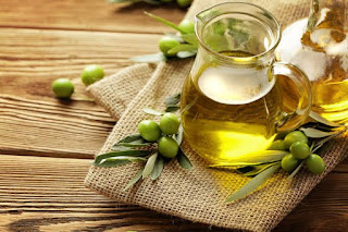 oil for hair growth and hair fall is Olive oil