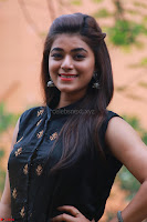 Actress Yamini Bhaskar in a Tight Black Sleeveless Dress ~  Exclusive 10.JPG